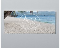 Marque place vintage photo paysage Atoll 3