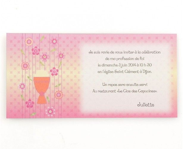Invitation communion 4315863