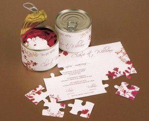 Faire part mariage original id e faire part for Idee de menu original